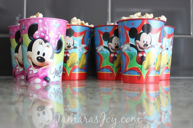 DIY Mickey Mouse Birthday Party Decor Tamaras Joy