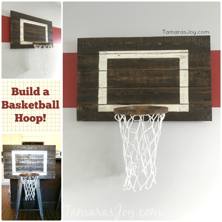 Small basketball hoop for bedroom cheap basketball hoops for How to build a basketball goal