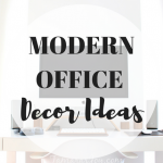 10 Modern Office Decor Items to Inspire