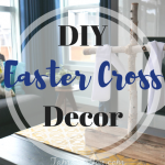 DIY Christian Easter Decor