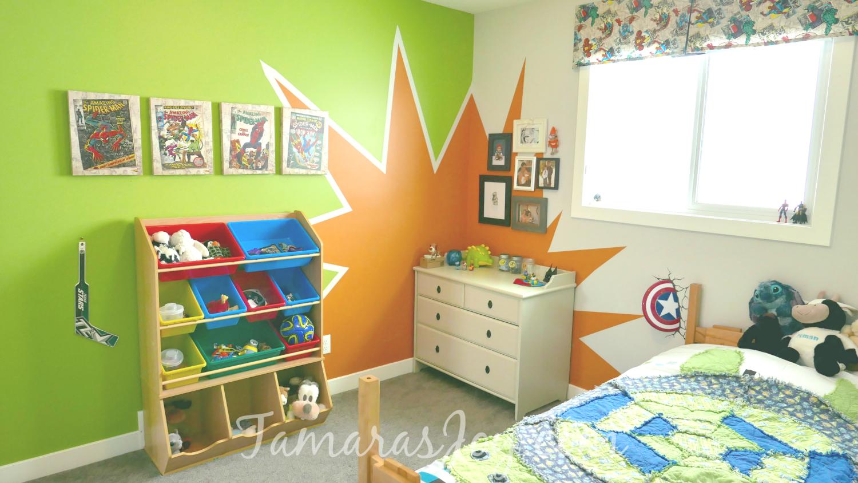 youtube ideas bedroom hero kids themed watch for superhero super