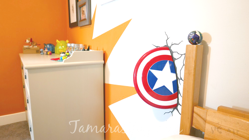 tamara superhero captain we hero super diy america joy boom bedroom sheild s