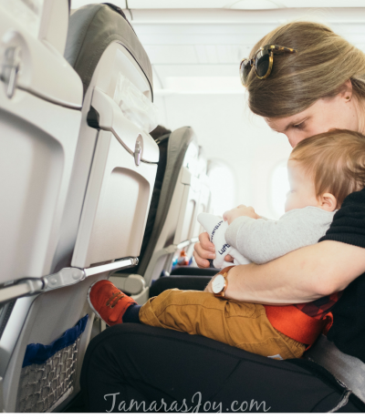 List of helpful toddler toys for the airplane