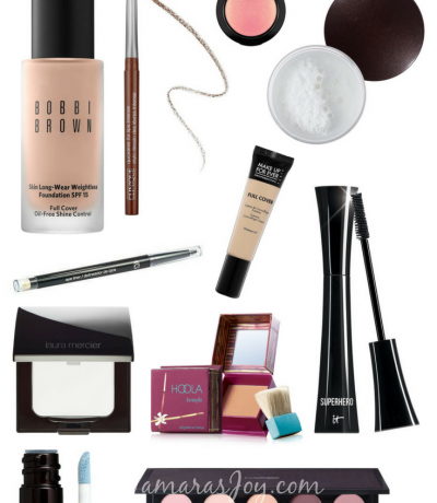 Makeup for your Mid 30's
